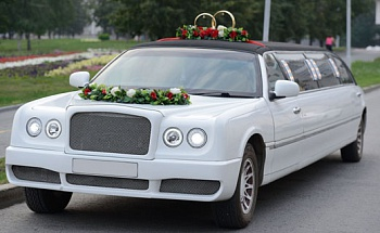 Лимузин Bentley Arnage